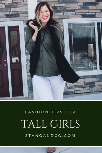 Fashion tips for tall girls