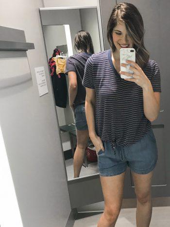 warm weather fashion at target