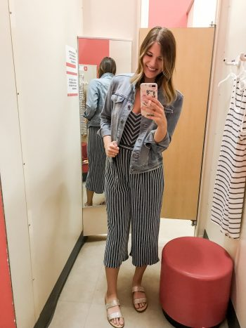 navy-cropped-tank-top-jumpsuit-jean-jacket-from-target