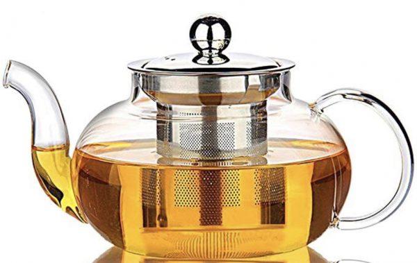 classy teapot as a gift idea
