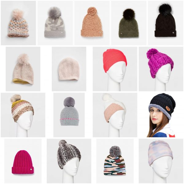 2019 womens winter hats beanies and pom pom hats from gap old navy express amazon target winter hats under $20