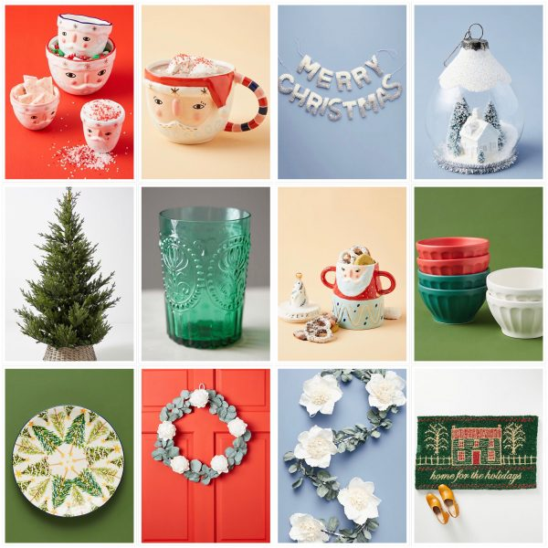 santa measuring cups santa mug silver merry christmas banner snowglobe ornament wicker tree collar green glass santa cookie jar red green white late bowls chrismtas tree plate eucalyptus wreath eucalyptus garland home for the holidays doormat