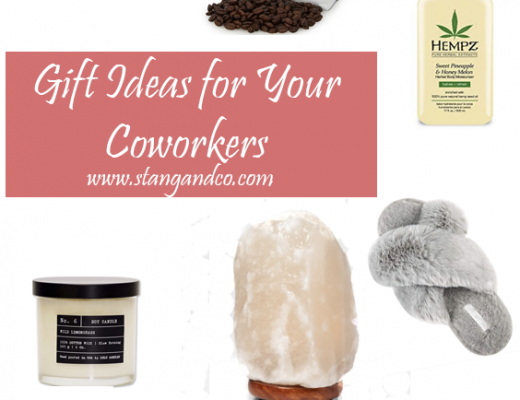 affordable gifts for coworkers himalayan salt lamp essential oil diffuser merlot infused coffee hempz lotion