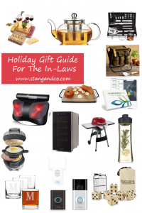 gift ideas for the in laws, friends, coworkers, or any of those hard to shop for people