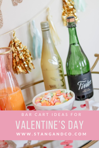 how to host a bubbly mimosa bar for valentine's day sparkling grape juice finkes champagne white latte bowl