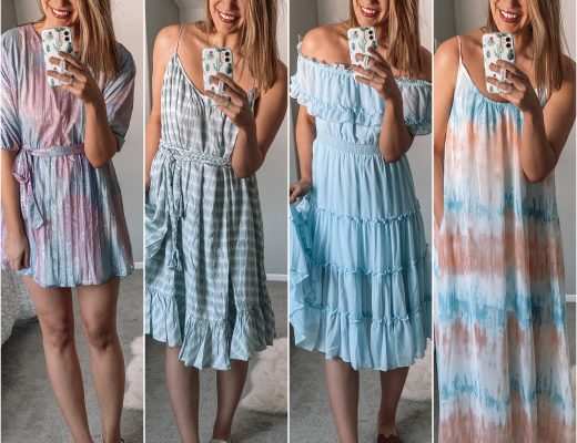blue and purple tie dy em ini dress blue plaid belted smock dress light bluee off the shoulder ruffle dress pink blue and white maxi dress