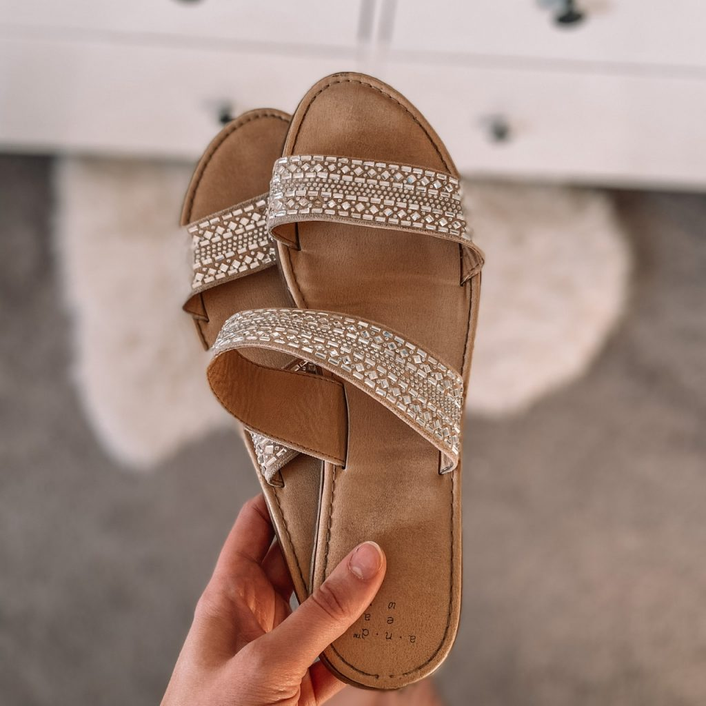 target rhinestone sandals flat sandals sandals under $25