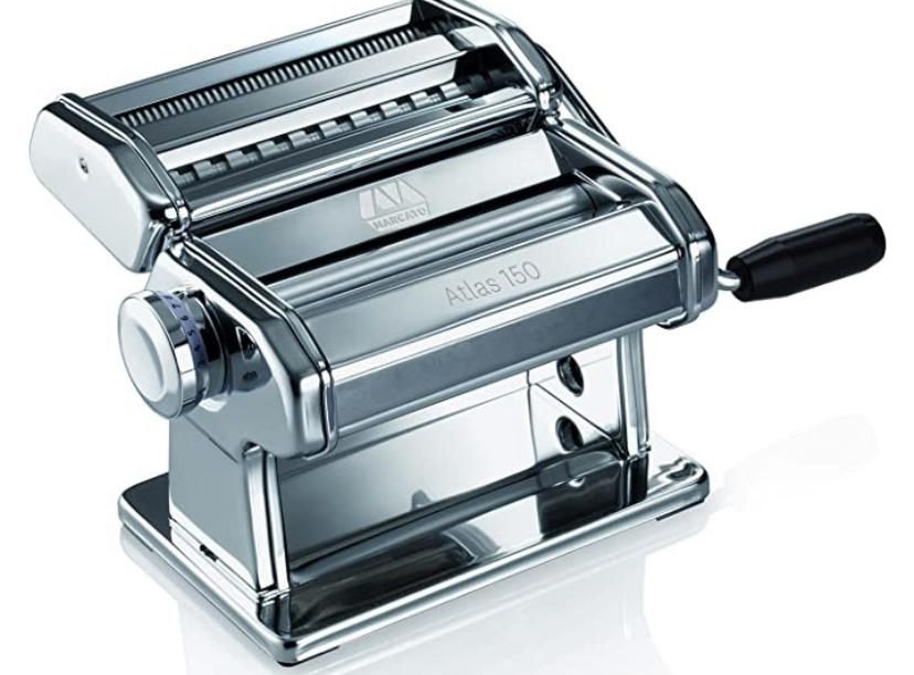 Stainless steel pasta maker