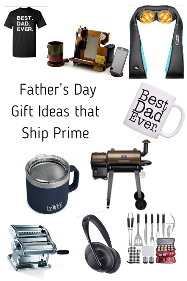 prime gifts for men at various price points