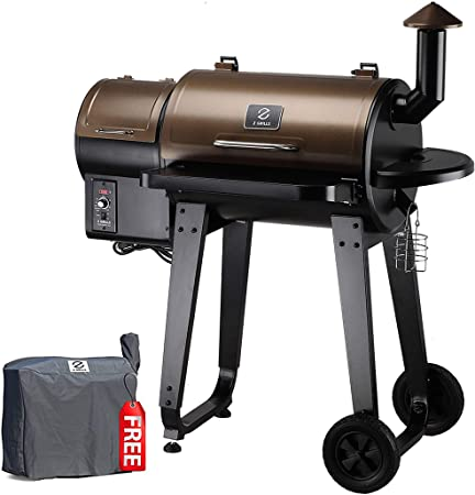 grill and smoker combo