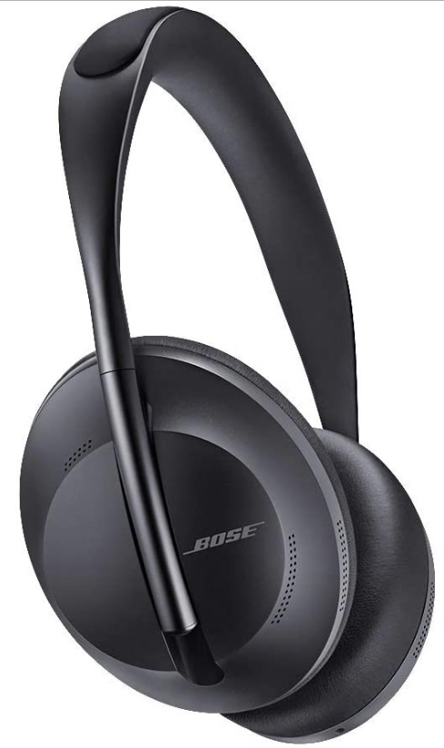 black sleek wireless headphones fathers day gift mens headphones