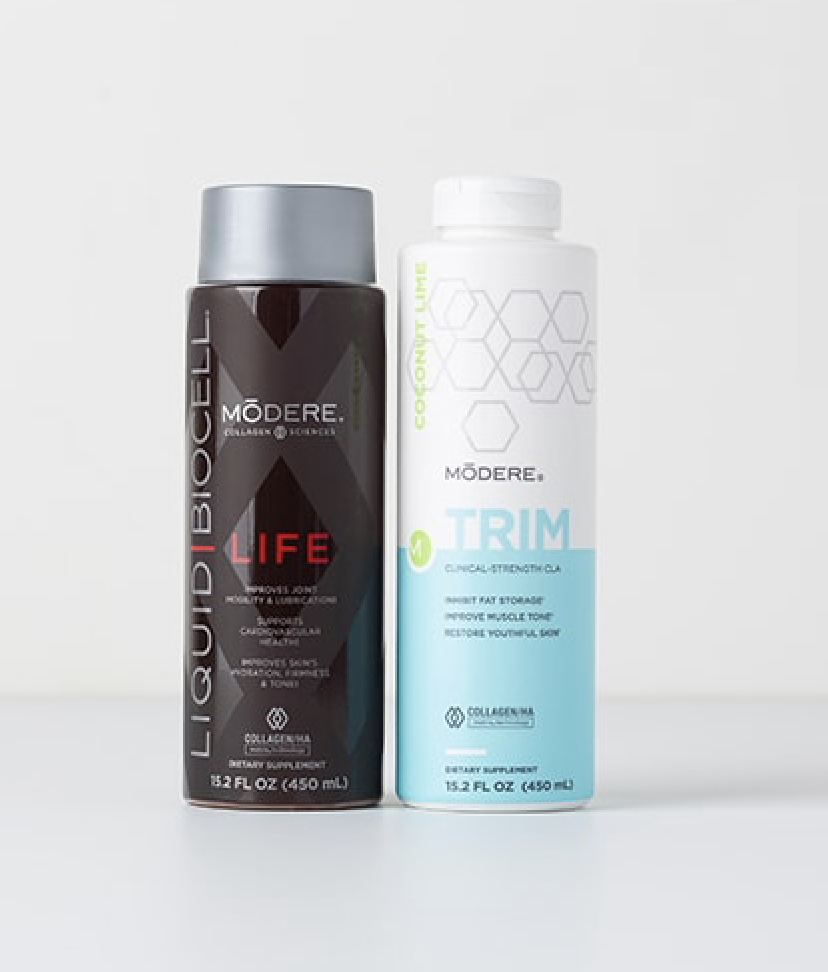 biocell life liquid collagen coconut lime trim liquid collagen and CLA