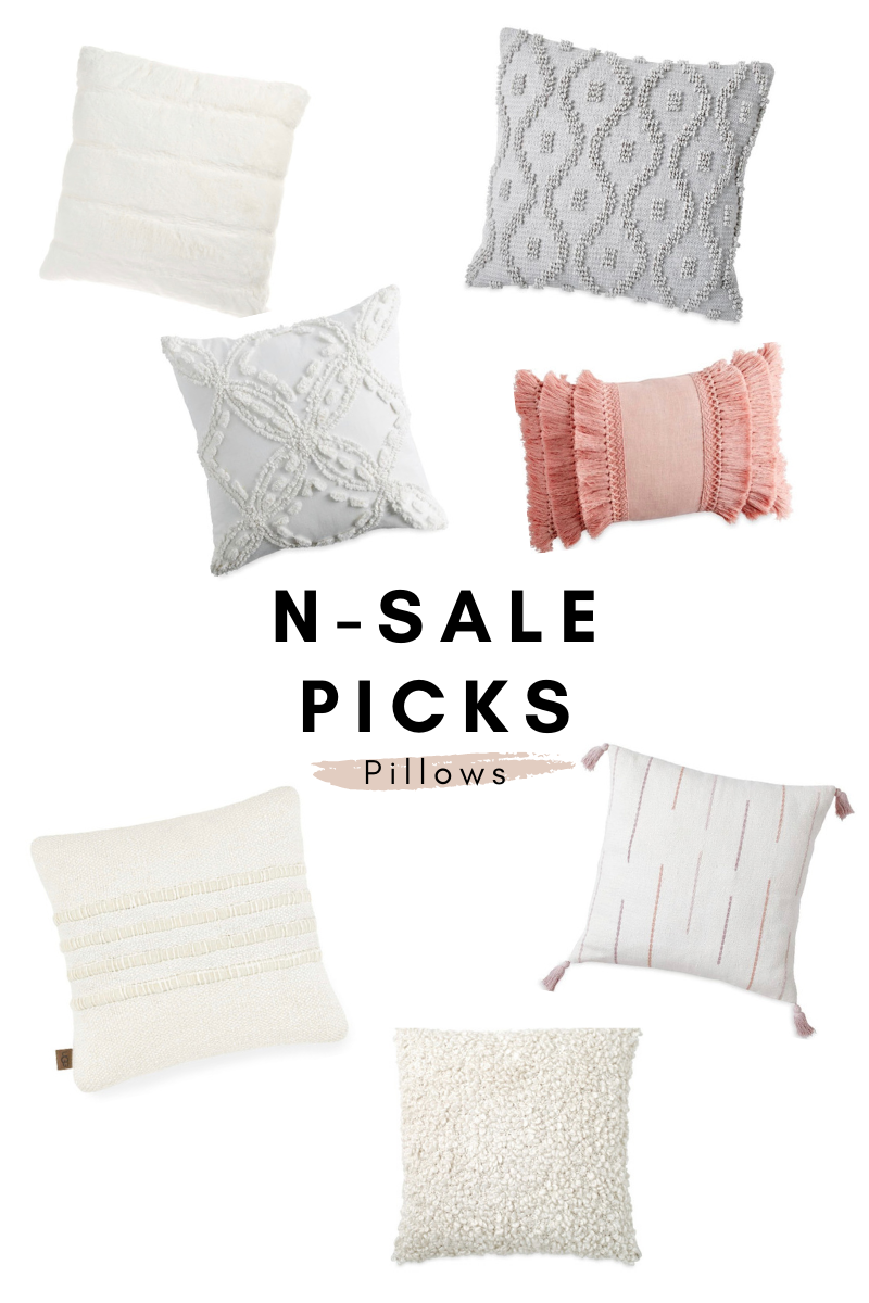 nordstrom anniversary picks home throw pillows