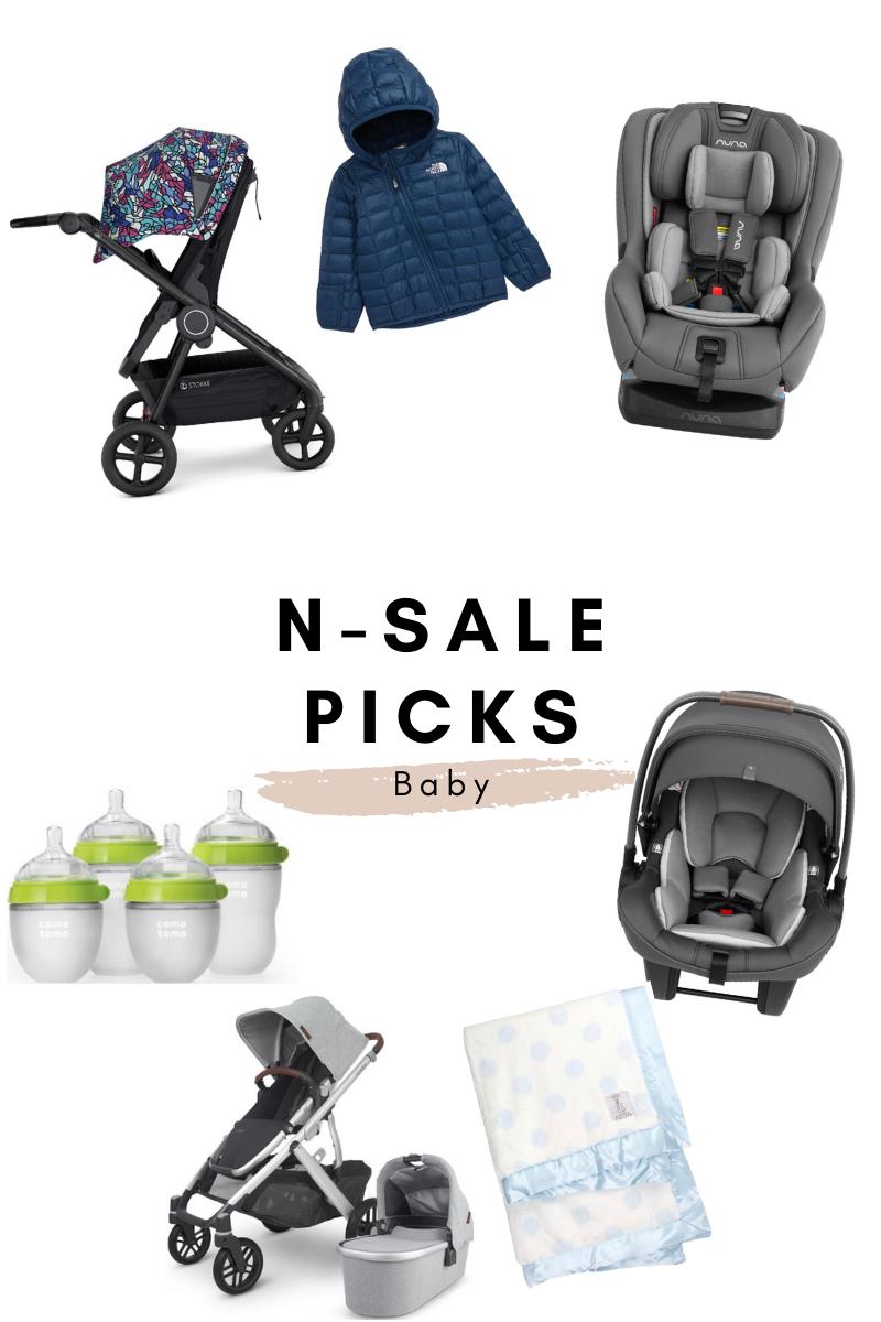 nordstrom anniversary nsale baby picks
