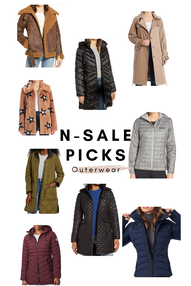 nordstrom anniversary picks winter jackets outerwear puffer jackets