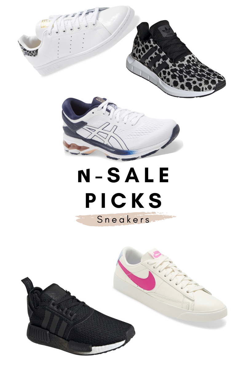 nordstrom anniversary picks athletic shoes and sneakers
