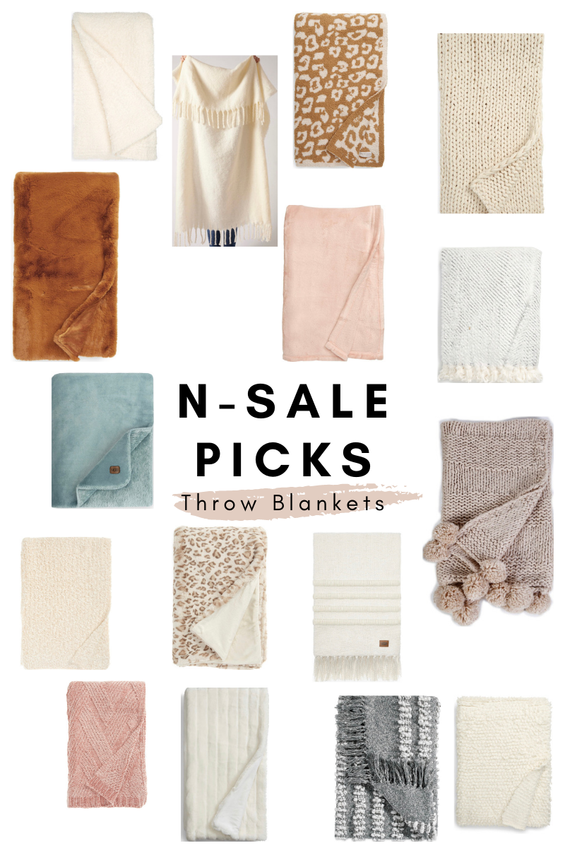 nordstrom anniversary picks home throw blankets