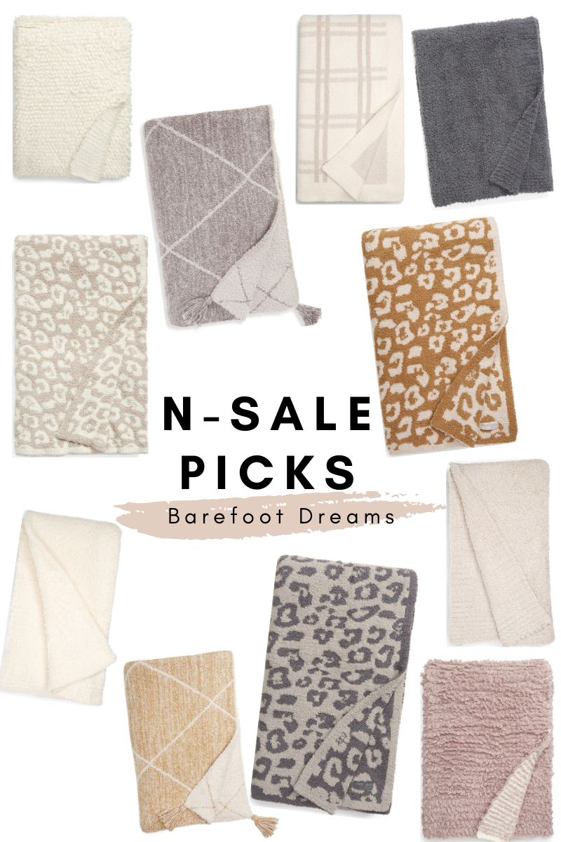 nordstrom anniversary picks home barefoot dreams blankets barefoot dreams animal print
