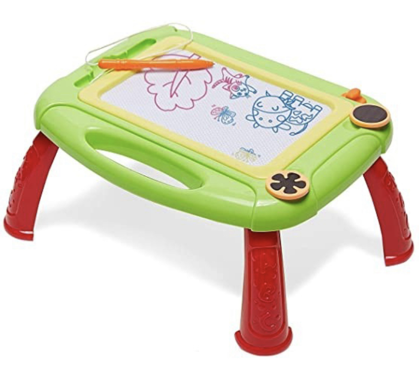 toddler activity table / toddler gift ideas