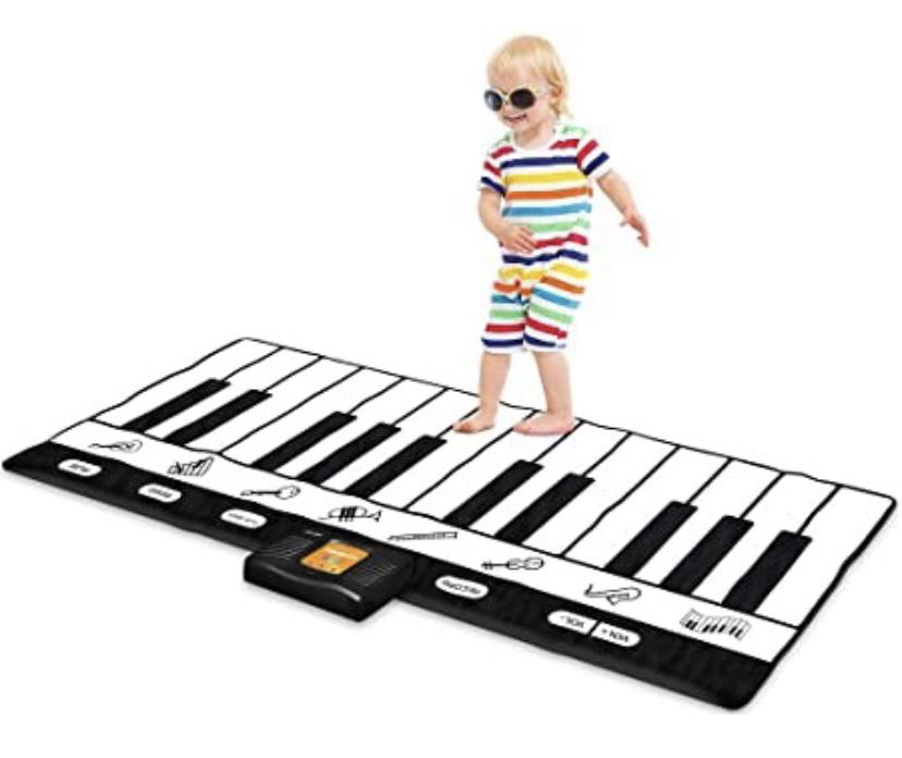 toddler floor piano / floor piano / foot piano for kids / kids gift ideas