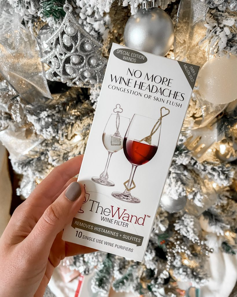 wine wand / wine purifier / stocking stuffer ideas