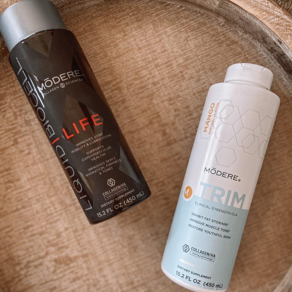 modere biocell / the best liquid collagen // trim collagen // hyaluronic acid liquid collagen // biocell collagen