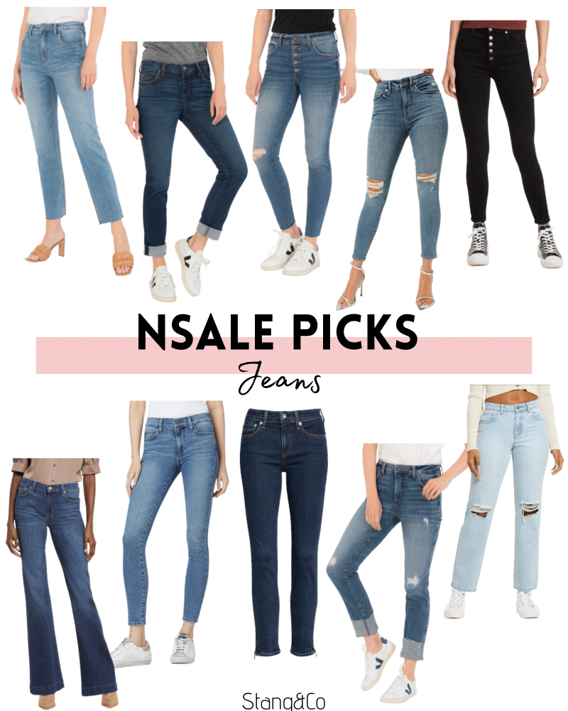 nordstrom anniversary sale jeans for women