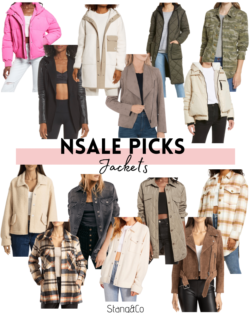 coats and jackets from the nordstrom anniversary sale